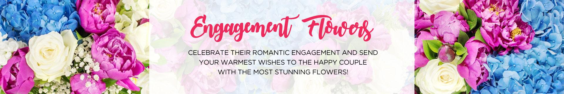 Engagement Flowers